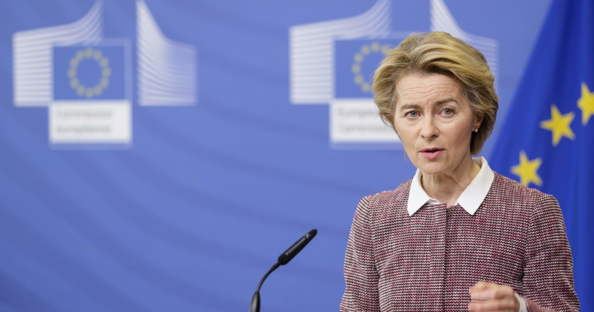 The EU outlines its plan to compete with big tech