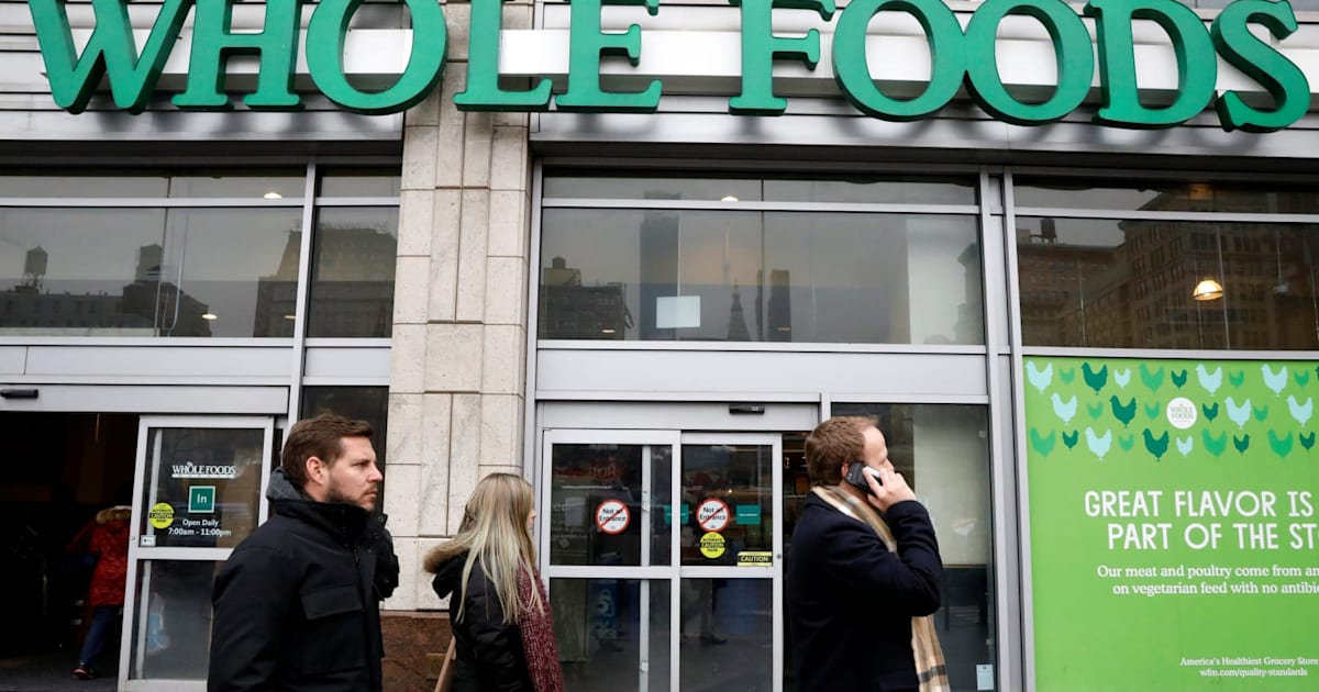 FTC gives Amazon's Whole Foods acquisition the go-ahead