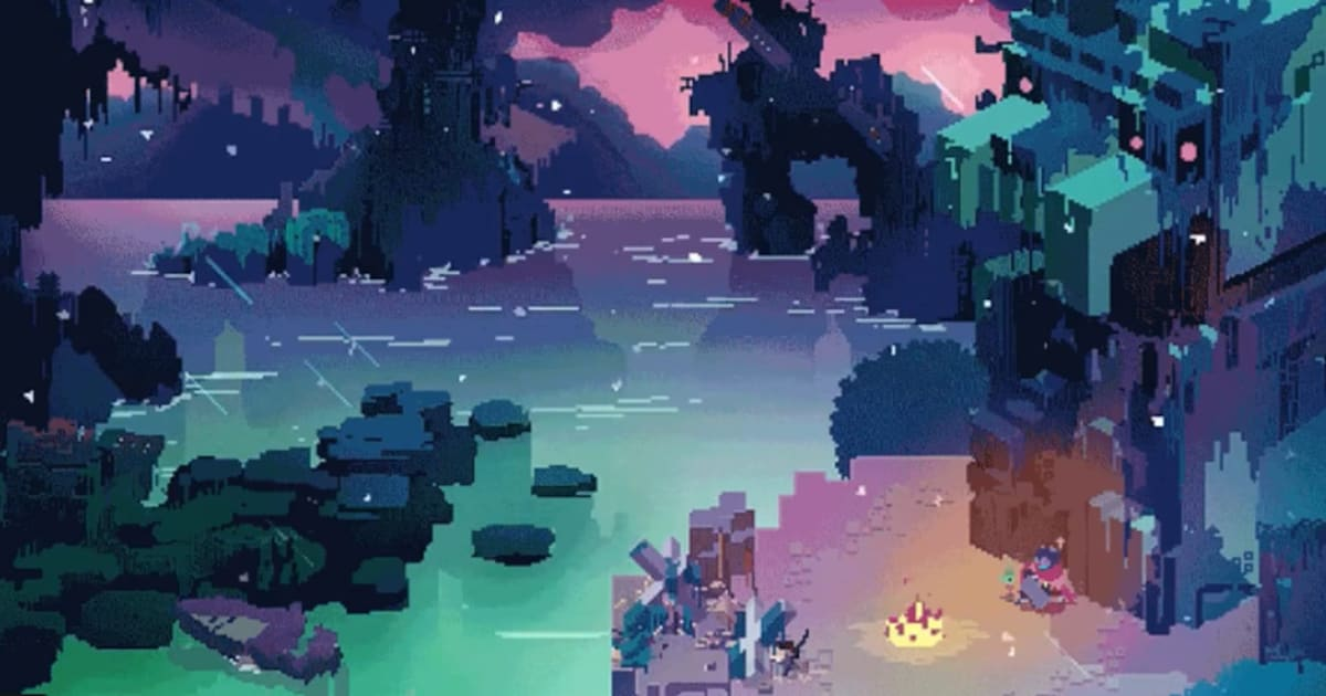 RPG 'Hyper Light Drifter' Brings its Pixelated Dreamscapes to iOS