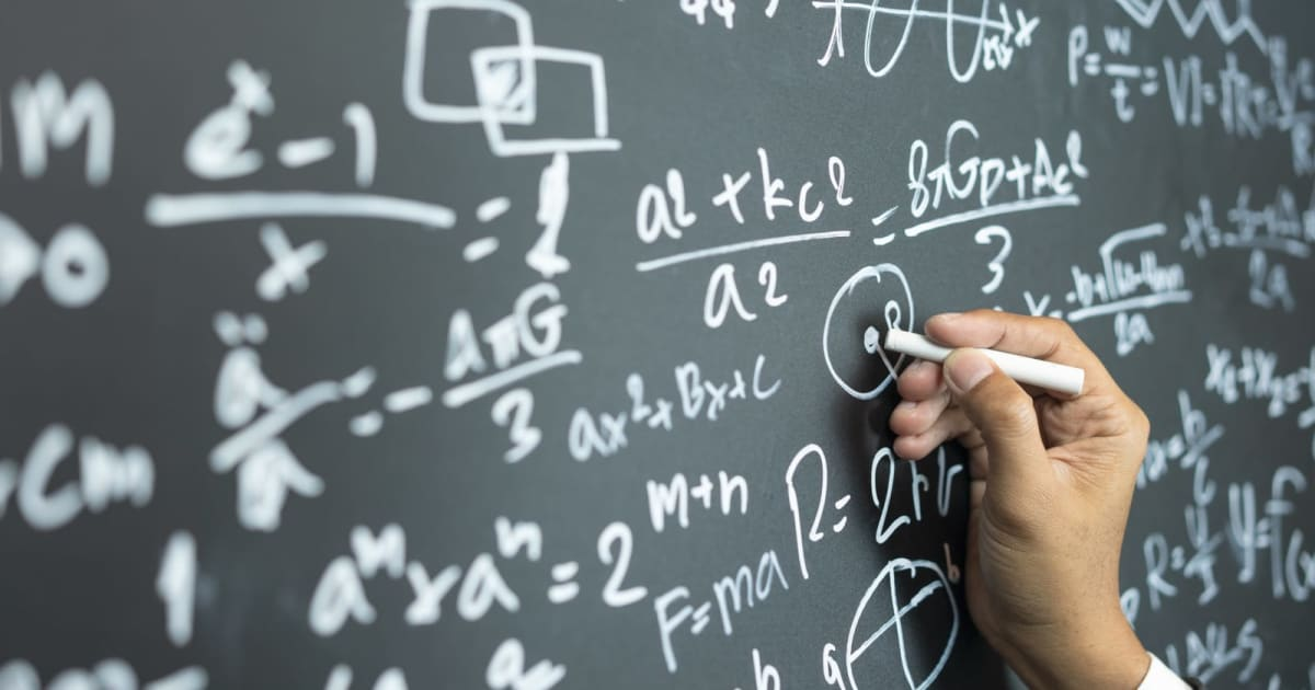 Facebook taught its AI to speak math