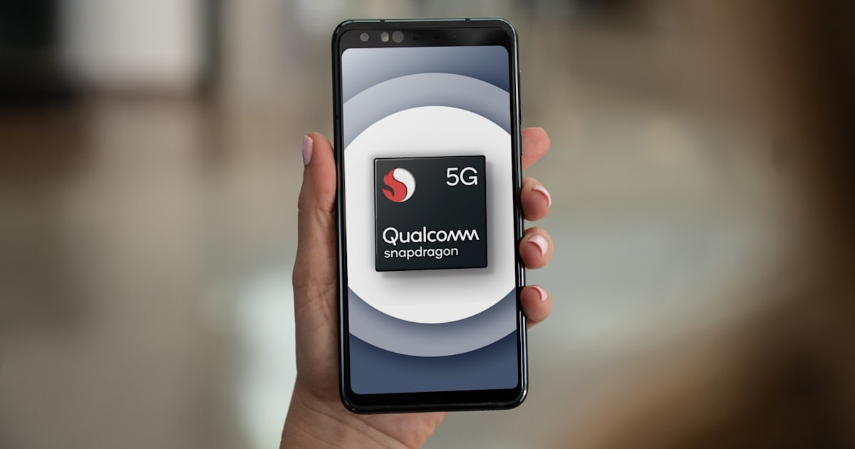 Qualcomm's first CPU with integrated 5G is made for midrange phones