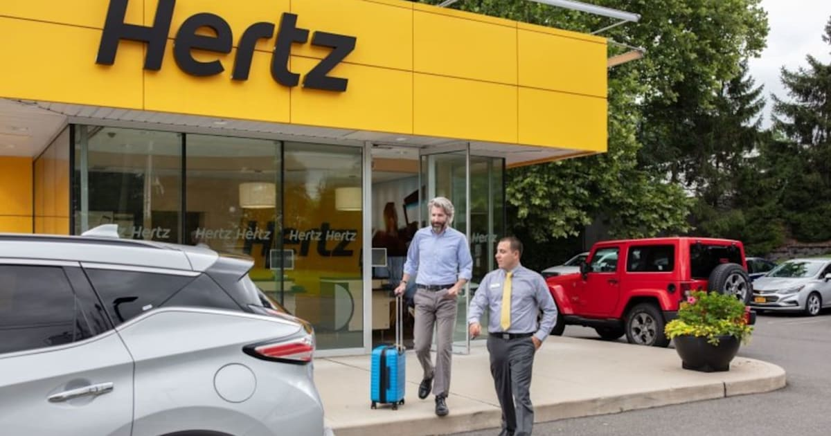 Hertz Launches Monthly Car Rental Subscription Starting At