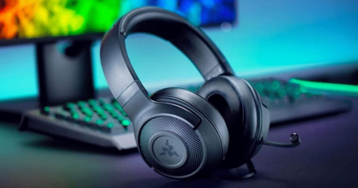 Razer introduces its very first light-weight Kraken headset thumbnail