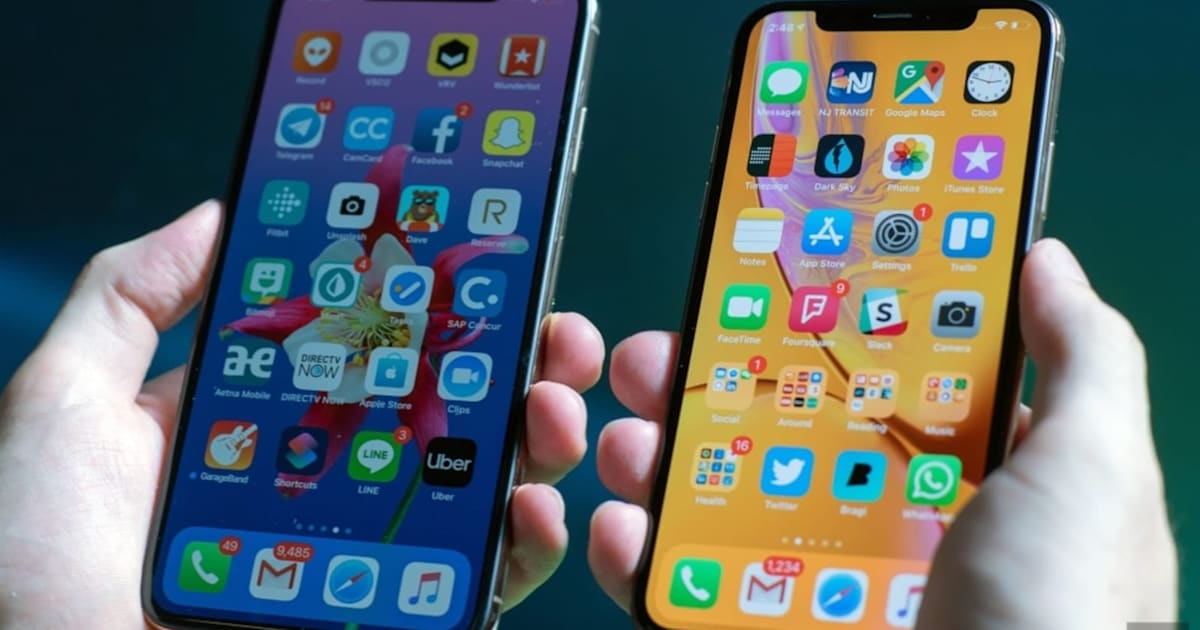 iOS 13 may include system-wide dark mode and undo gesture