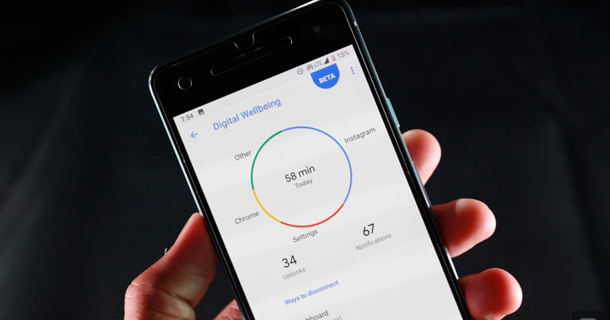 QnA VBage Android's Digital Wellbeing tools come to more phones