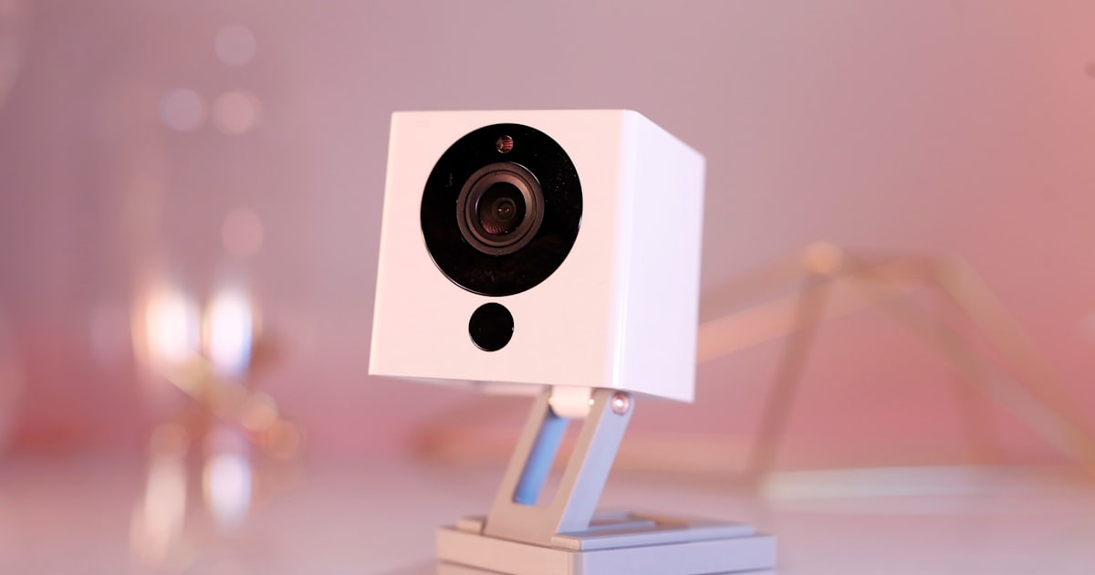 Surprise: This $20 home monitoring camera actually doesn\'t suck