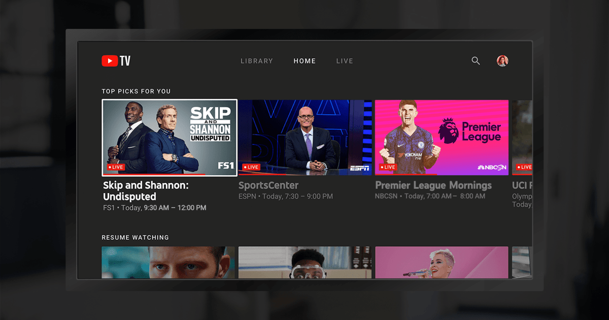 YouTube TV is now available on Amazon Fire TV devices 1