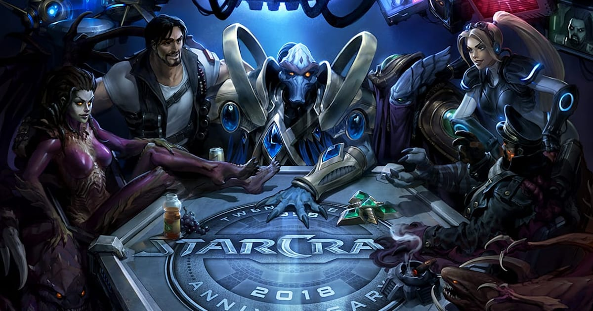 StarCraft FPS reportedly axed by Blizzard
