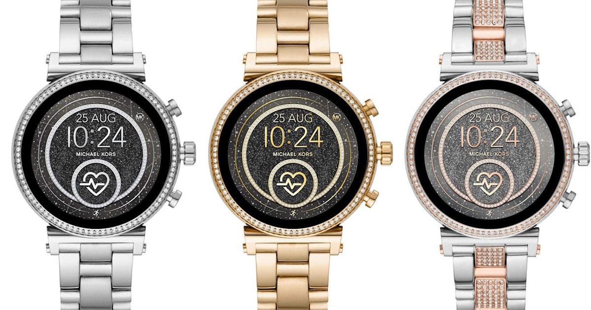 Michael Kors' updated Sofie smartwatch is now available for $325 1
