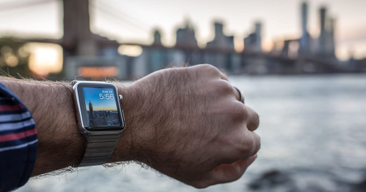 This Week in Tech History: The First Apple Watch Hits Stores