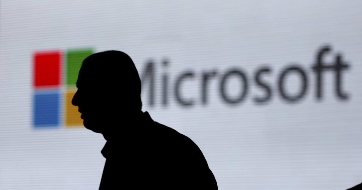Microsoft employees protest climate change