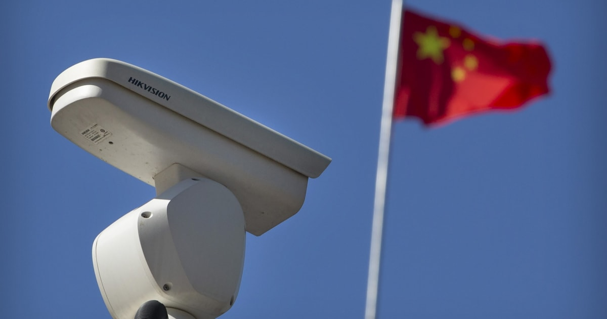 Chinese companies want to help shape global facial recognition standards