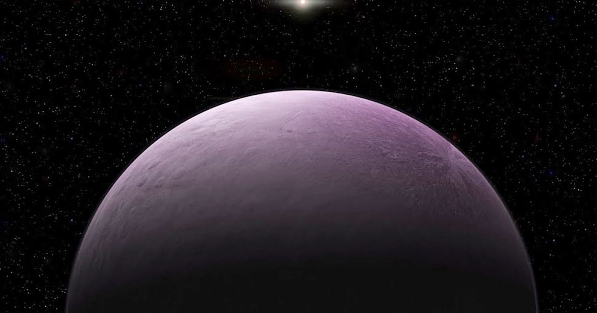 'Farout' is the Farthest Solar System Object Known to Date