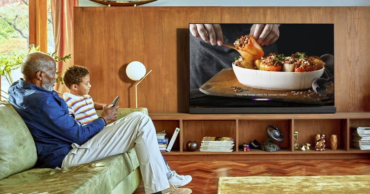 LG's 2019 TVs add HDMI 2.1 and 8K