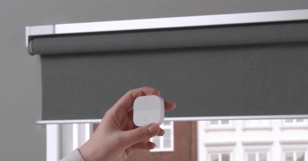 Ikea is launching low cost smart window blinds - Tende a pannello ikea ...