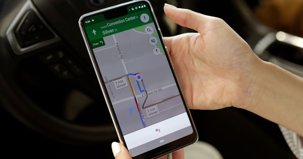 QnA VBage Google Assistant will finally field requests in Maps