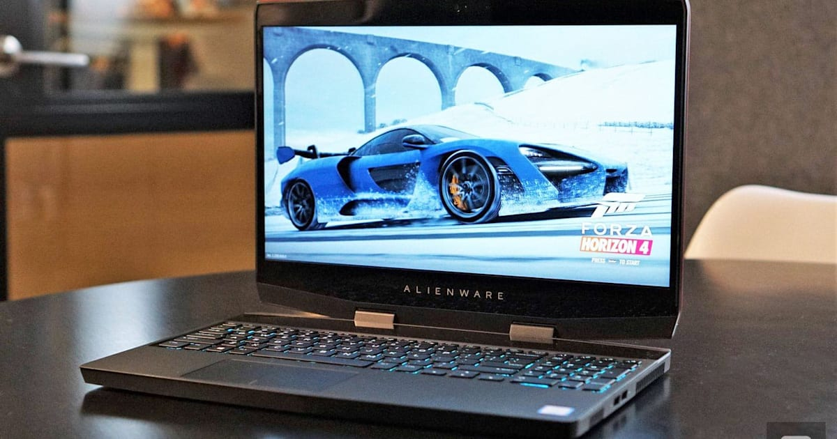 Alienware m15 review: Dell's first thin gaming laptop doesn't disappoint