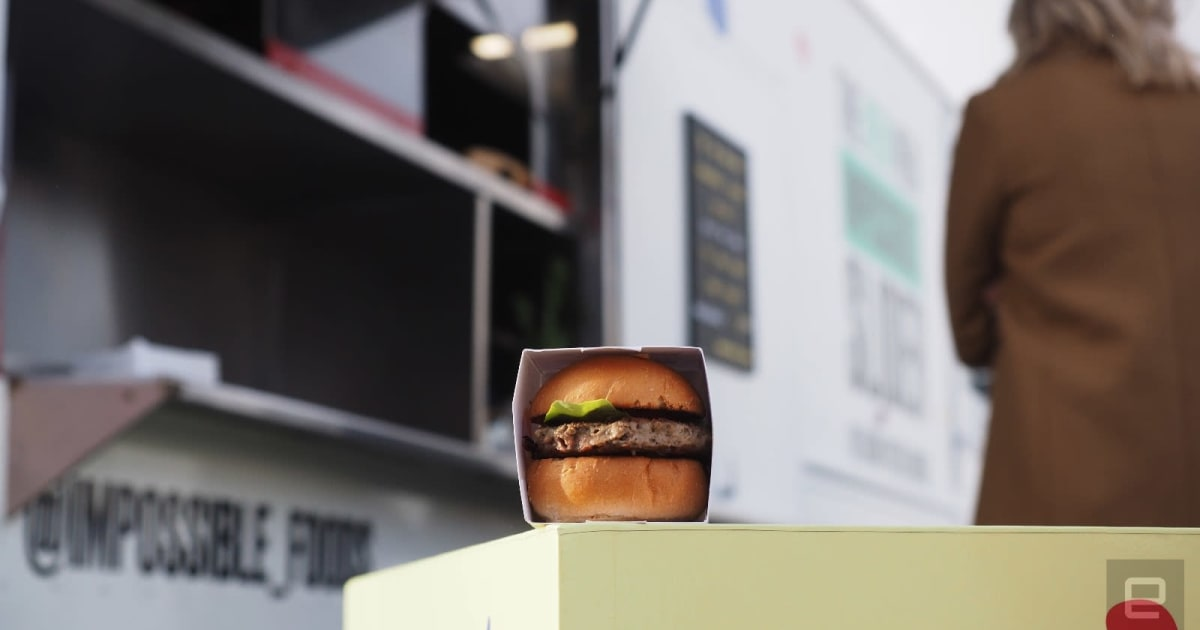 How Impossible Foods cooked up Impossible Burger 2.0