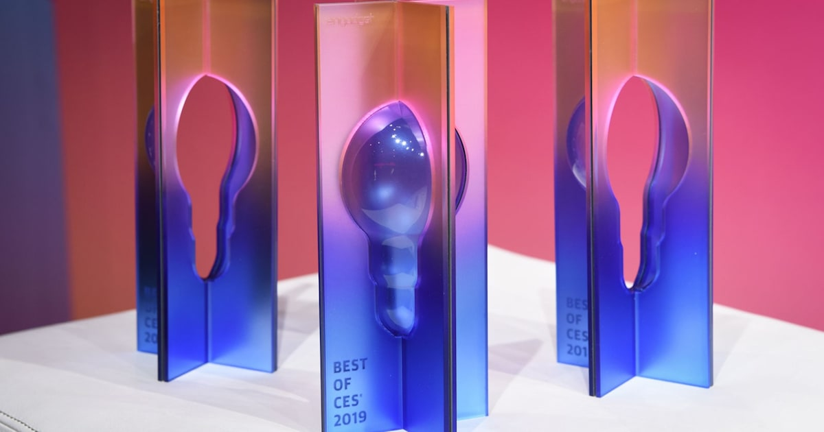 Vote for the Best of CES 2019 People's Choice Awards