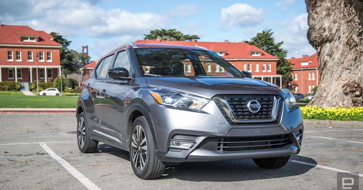 QnA VBage Nissan Kicks proves inexpensive doesn't have to mean boring