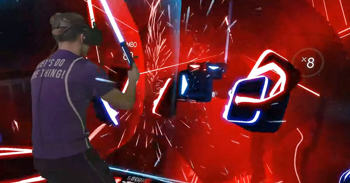 Beat Saber' players were so fast that they broke Steam VR