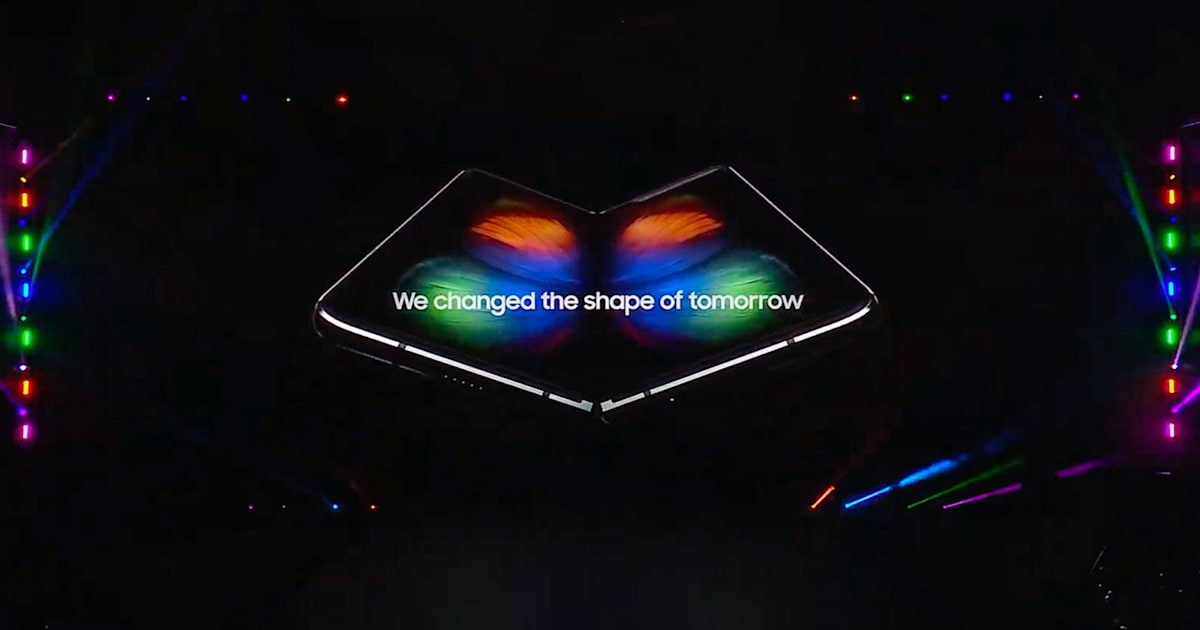 QnA VBage The Morning After: Say hello to Samsung's Galaxy Fold