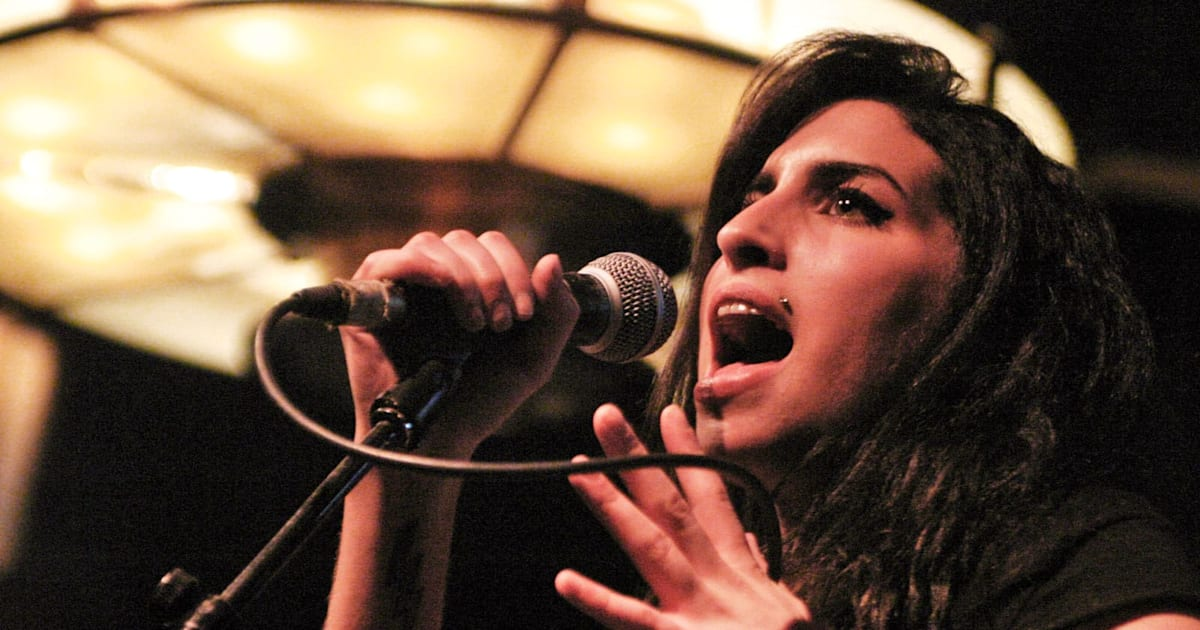 'Unique Challenges' Derail Amy Winehouse Hologram Tour