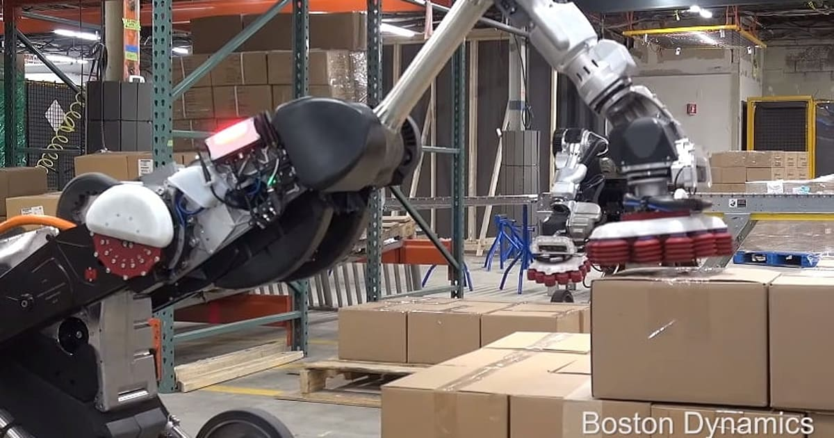 The Morning After: This Boston Dynamics Robot is Ready to Work