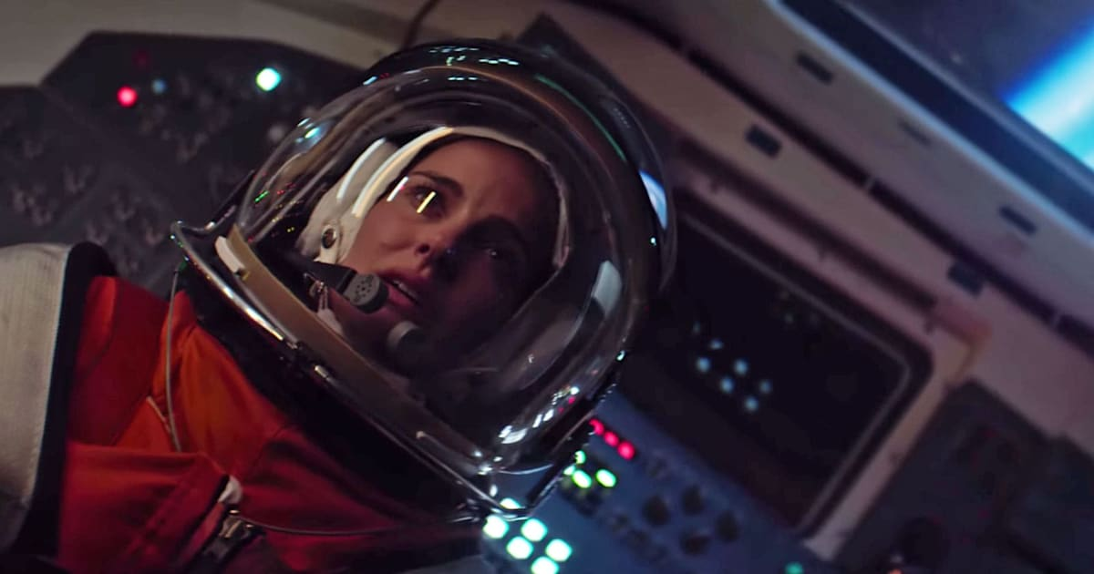 'Lucy In The Sky' trailer shows a darker side of space travel