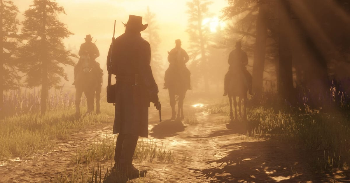 'Red Dead Redemption 2' is coming to PC on November 5th 1
