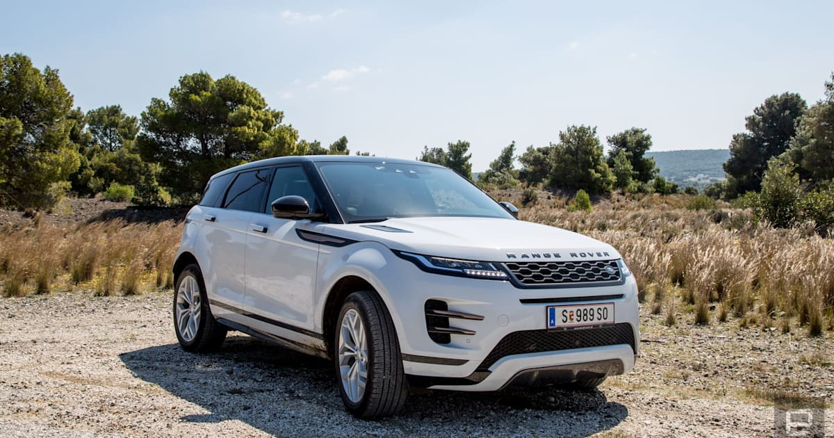 QnA VBage Land Rover's Evoque hides off-road tech behind a luxury SUV