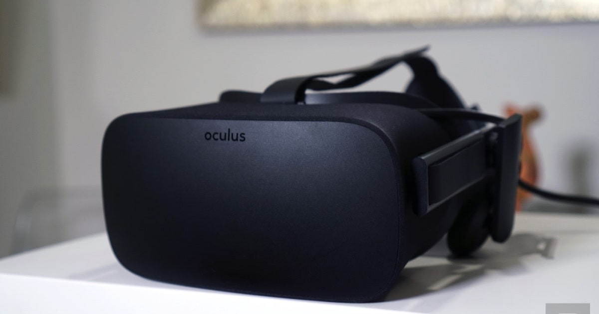 This week in tech history: Three years of Oculus figuring out VR