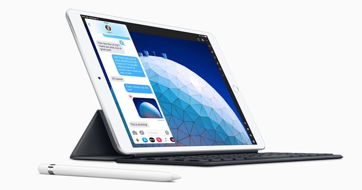 The iPad Air Seems Boring, but I Want One Anyway