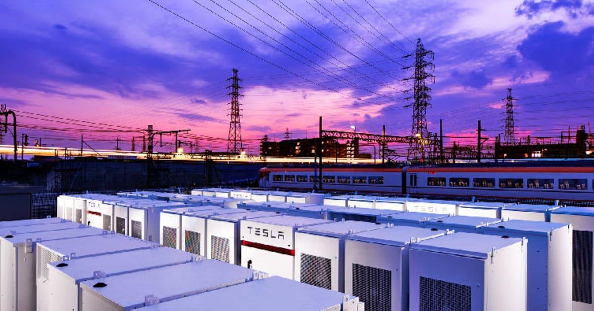 Tesla Says its Osaka Station Powerpack is Asia's Largest Energy Storage System