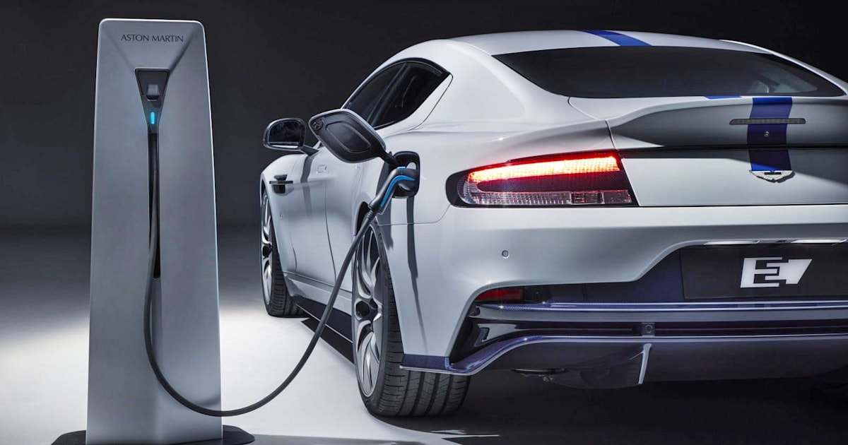 Aston Martin won't release EVs until it's financially stable 1