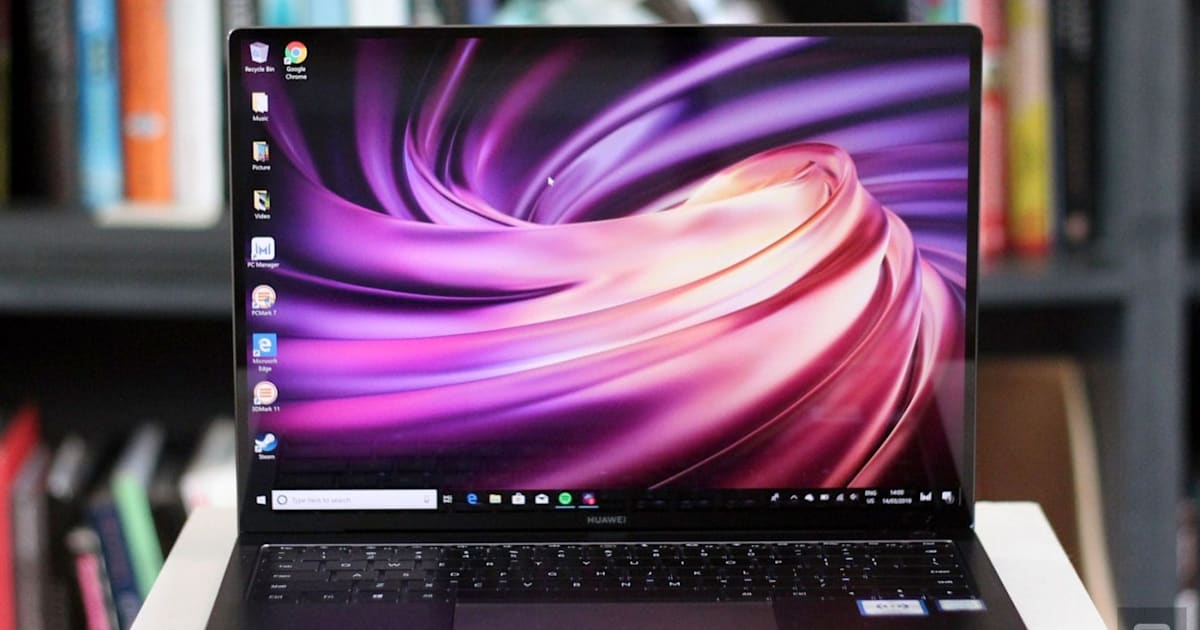 QnA VBage Huawei MateBook X Pro review (2019): As good as before