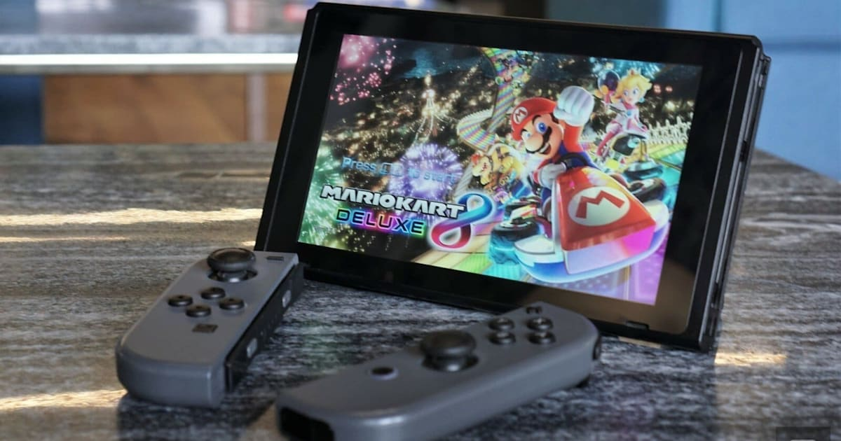 QnA VBage The Morning After: Nintendo Switch rumors and mobile 'Mario Kart'