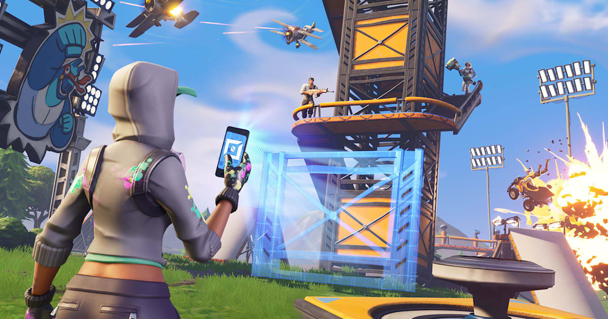 The 'Fortnite' World Cup will include a big-money event for creatives