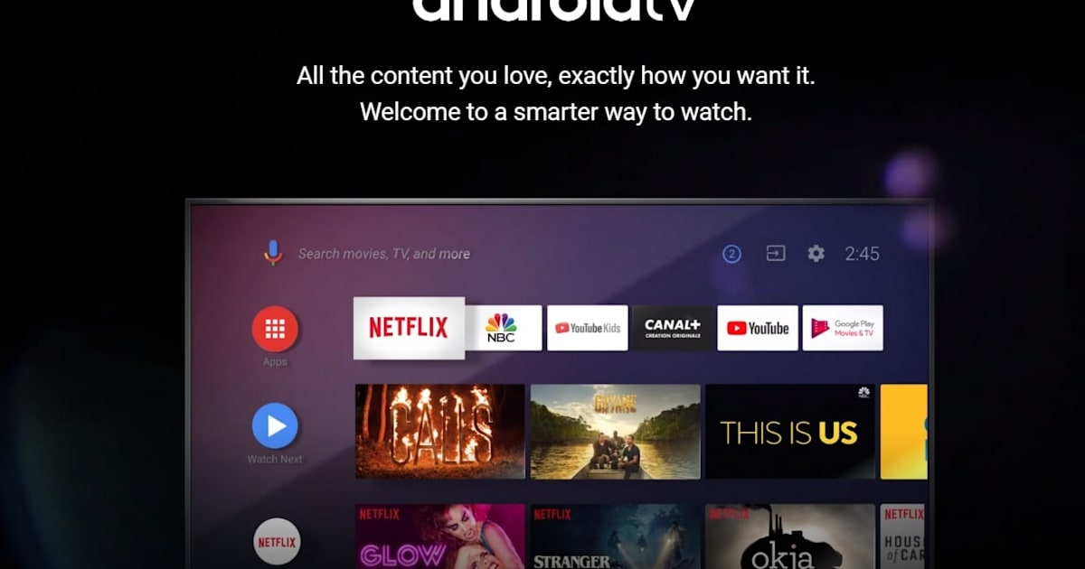 QnA VBage Google surprises Android TV owners with unwanted advertisements