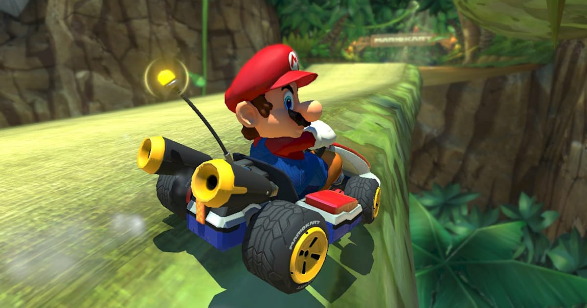 QnA VBage 'Mario Kart Tour' beta will arrive on phones next month