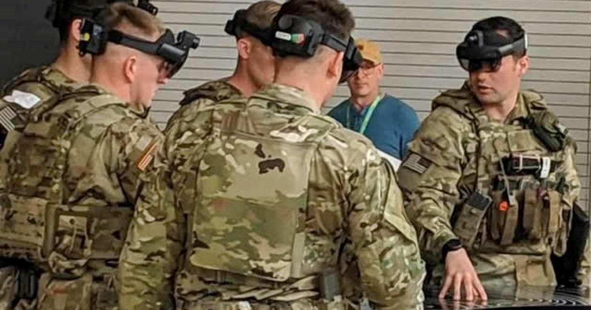 The Morning After: US Army demonstrates its HoloLens AR system in the field
