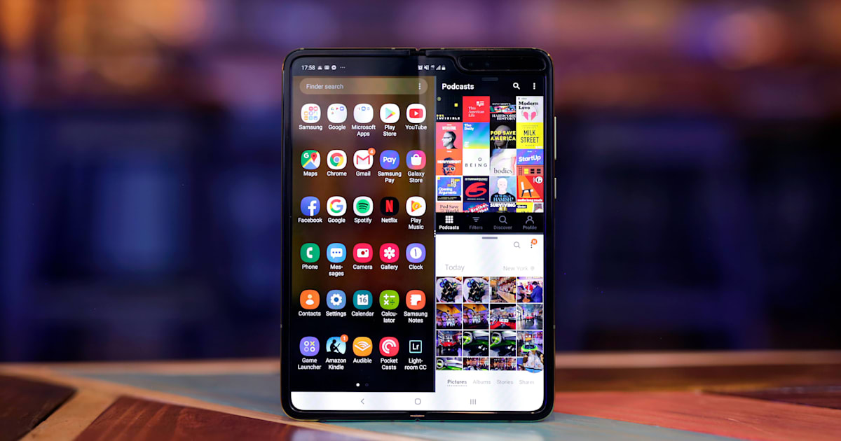 QnA VBage Samsung Galaxy Fold review: A costly experiment