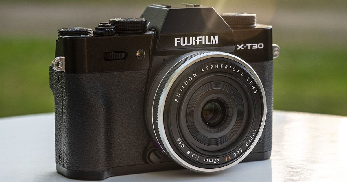Fujifilm X-T30 review: A street photography and 4K-video champ