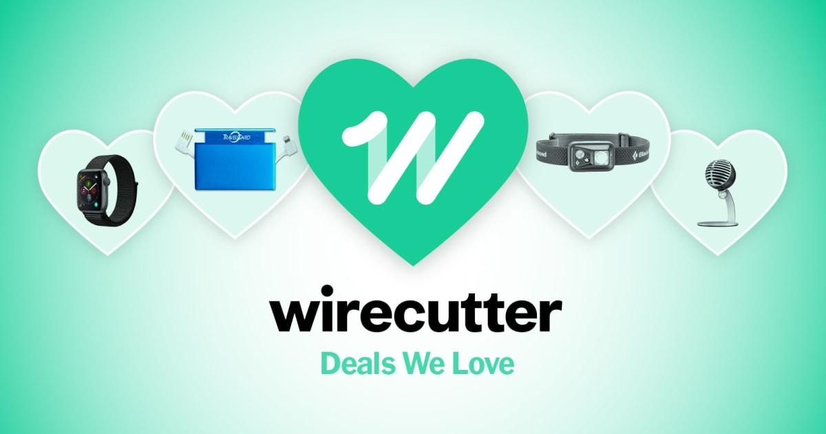 Wirecutter's best deals: Save $40 on an Apple Watch Series 4 (GPS) - Engadget