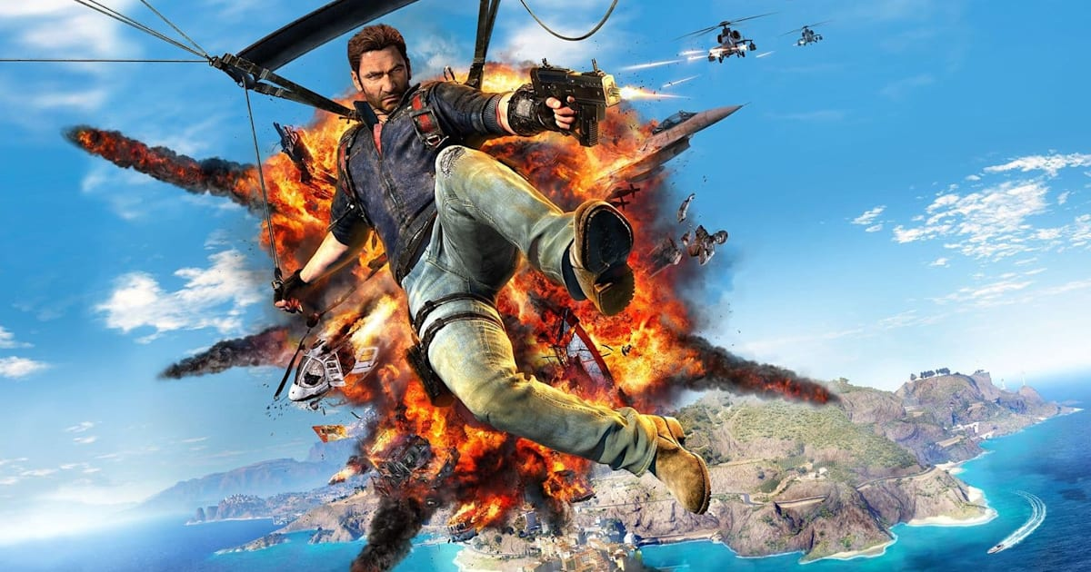 'Just Cause' Movie is Coming from 'John Wick' Creator