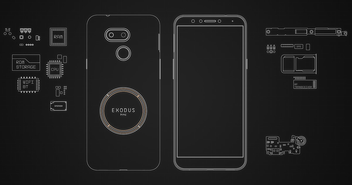 Best Exodus Providers 2020 HTC will release a cheaper blockchain phone later this year