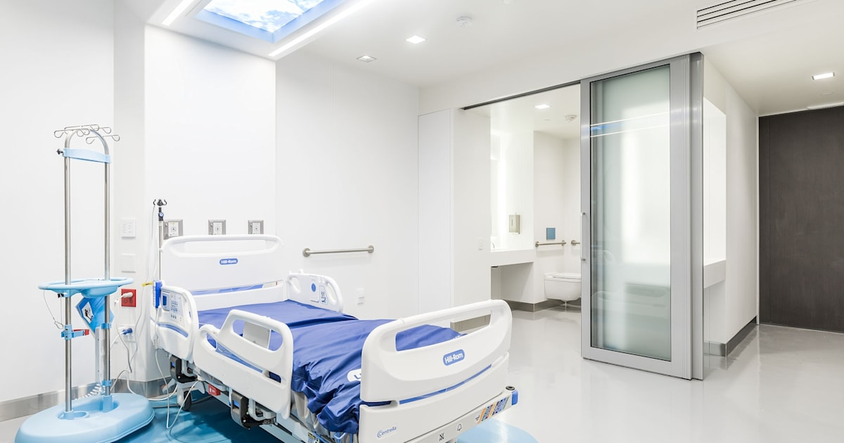 When the 'smart home' is actually a hospital room