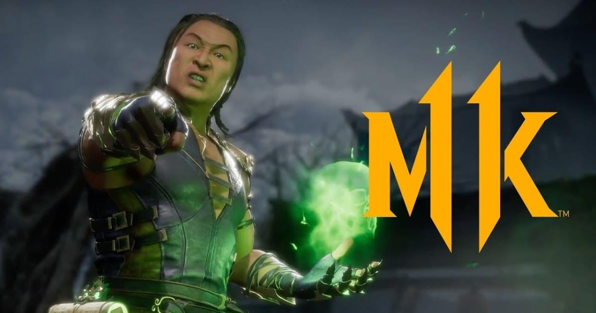 Mortal Kombat 11' DLC trailer shows Shang Tsung, confirms Spawn