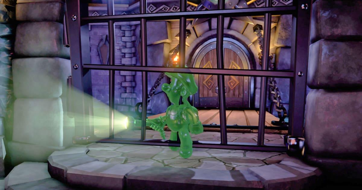Gooigi Is The Best Part Of Luigi S Mansion 3 Engadget