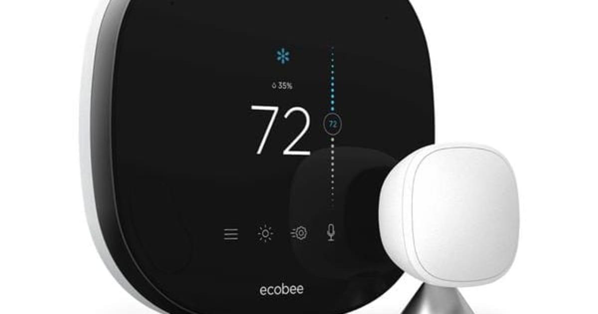Ecobee's eco+ update adds five cost-saving features 1